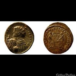 Maximin II Daïa / Trèves / Pseudo-argent...
