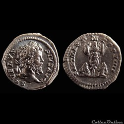 Monnaies impériales des Sévères
