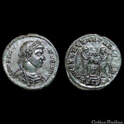 Constantin II / Siscia / Officine non répertoriée dans le RIC