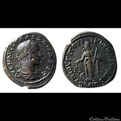 Alexandre Sévère / Marcianopolis, Mésie Inférieure / Némésis