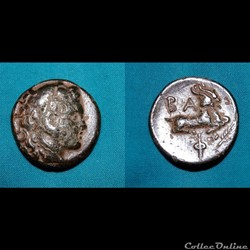 Macédoine / Philippe V / Hercule § Chèvr...