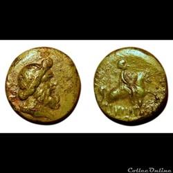 Odessos, Thrace / Theos Megas / Zeus § C...