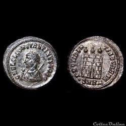 Constantin II / Heraclée / RIC 46 (R4)