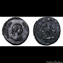 Arcadius / Thessalonique / Officine non répertoriée dans le RIC