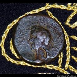 ANTONIN le Pieux - Bronze de 10,02g et 2...