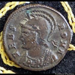 monnaie antique romaine vrbs roma