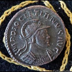 DIOCLETIEN - Aurélianus de 3,64g et 22mm...