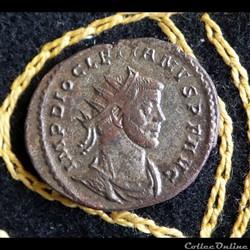 DIOCLETIEN - Antoninian de 4,54g et 23mm...