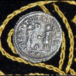 PROBVS - AE Antoninianus  de 4,10g et 21...