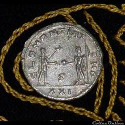 PROBUS - AE Antoninianus de 4,80g et 22 ...