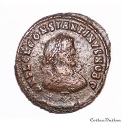 Constantin II - Follis/Nummus