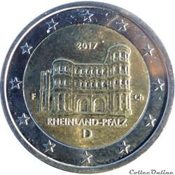 Allemagne - 2017 : Présidence de la Rhén...