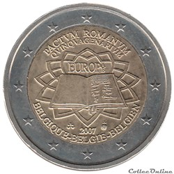 Belgique - 2007 : 50e anniversaire du Tr...
