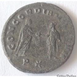 monnaie antique romaine aurelien antoninien