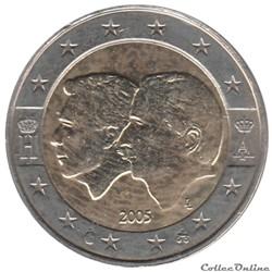 Belgique - 2005 : Union économique belgo...