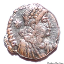 Flavius Arcadius - Nummus
