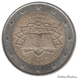 Pays-Bas - 2007 : 50e anniversaire du Tr...