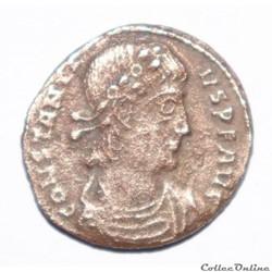 Constance II - Centenionalis/Nummus