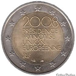 France - 2008 - Présidence française du ...