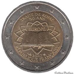 France - 2007 : 50e anniversaire du Trai...