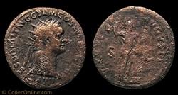 Dupondius de Domitien