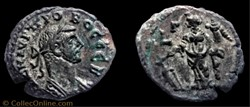 224 - Probus - Tyché (Fortuna)