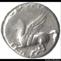Statère Corinthe