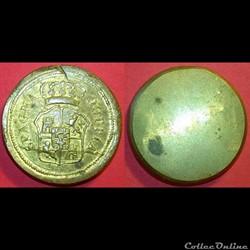 Poids monétaires monnaies or et argent