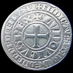 Gros tournois de Saint Louis IX