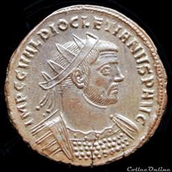 Aurelianus de Dioclétien pour Siscia