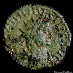 Aurelianus de Carausius pour Rouen