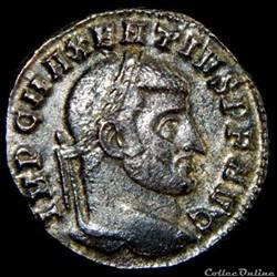 Follis de Maxence pour Rome