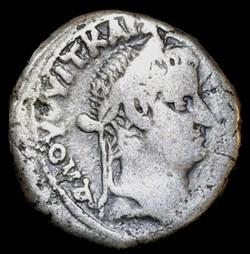 Tétradrachme de Vitellius pour Alexandr...