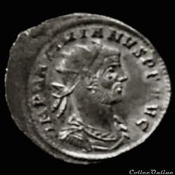 Aurelianus de Maximien Hercule pour Rome
