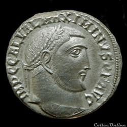 Follis de Maximin II Daïa pour Antioche