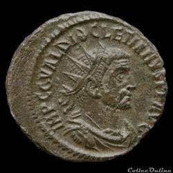 Aurelianus de Dioclétien pour Tripolis