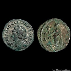 Aurelianus de Dioclétien pour Lyon inédit