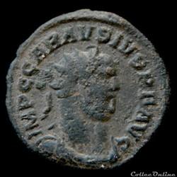 Aurelianus de Carausius pour Londres