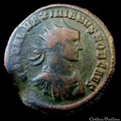 Aurelianus de Galère Maximien césar pour...