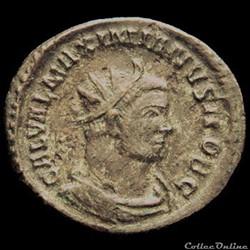 Aurelianus de Galère Maximien pour Lyon