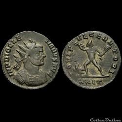 Aurélianus de Dioclétien pour Rome