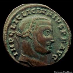 Follis de Licinius I pour Antioche