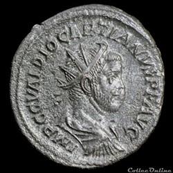 Aurélianus de Dioclétien pour Lyon