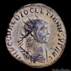 Aurelianus de Dioclétien pour Antioche