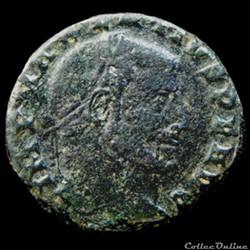 Follis de Maxence pour Ticinium