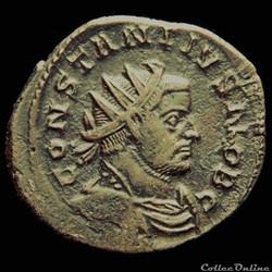 Aurelianus de Constance Chlore pour Lyon