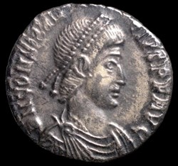 Silique de Constance II pour Arles