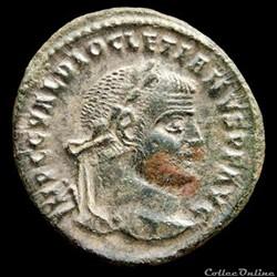 Follis de Dioclétien pour Héraclée