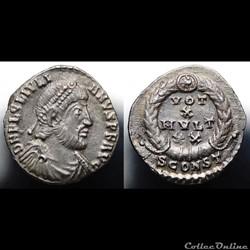 Julian II Siliqua RIC 309