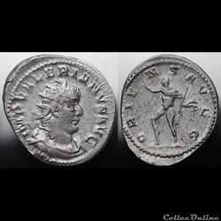 Valerianus Antoninian, Göbl 868e